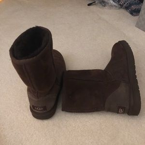 Classic short Ugg Boot, Brown